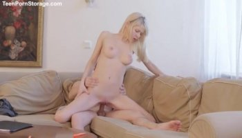 Hot babe Sydney Cole having a meaty cock to fuck